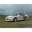 Mitsibushi Evolution 3 WRC Full Rally Graphics Kit