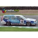 Volvo 850 1994 BTCC Rydell Full Rally Graphics Kit