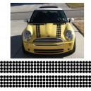 Mini Bonnet Stripe Style 3
