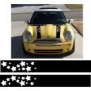 Mini Bonnet Stripe Style 4