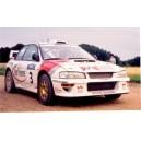 Subaru Impreza Power Horse WRC Graphics Kit