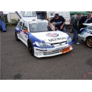Peugeot 306 Maxi Monte carlo WRC 1998 Full Rally Graphics Kit